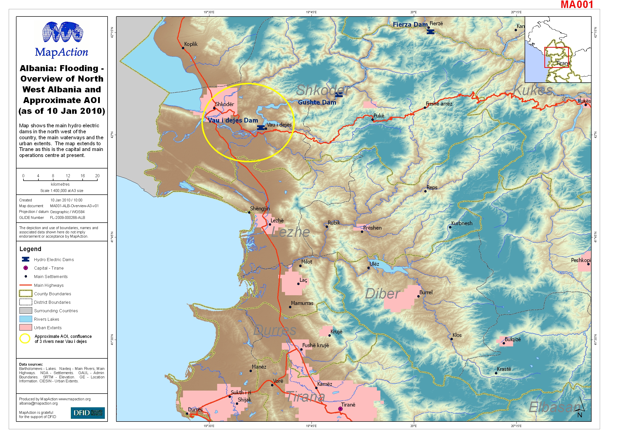 an overview of albania Conclusion 22 chapter 1 context of the albania education policy review 23  introduction 23 country overview 23 education in albania.