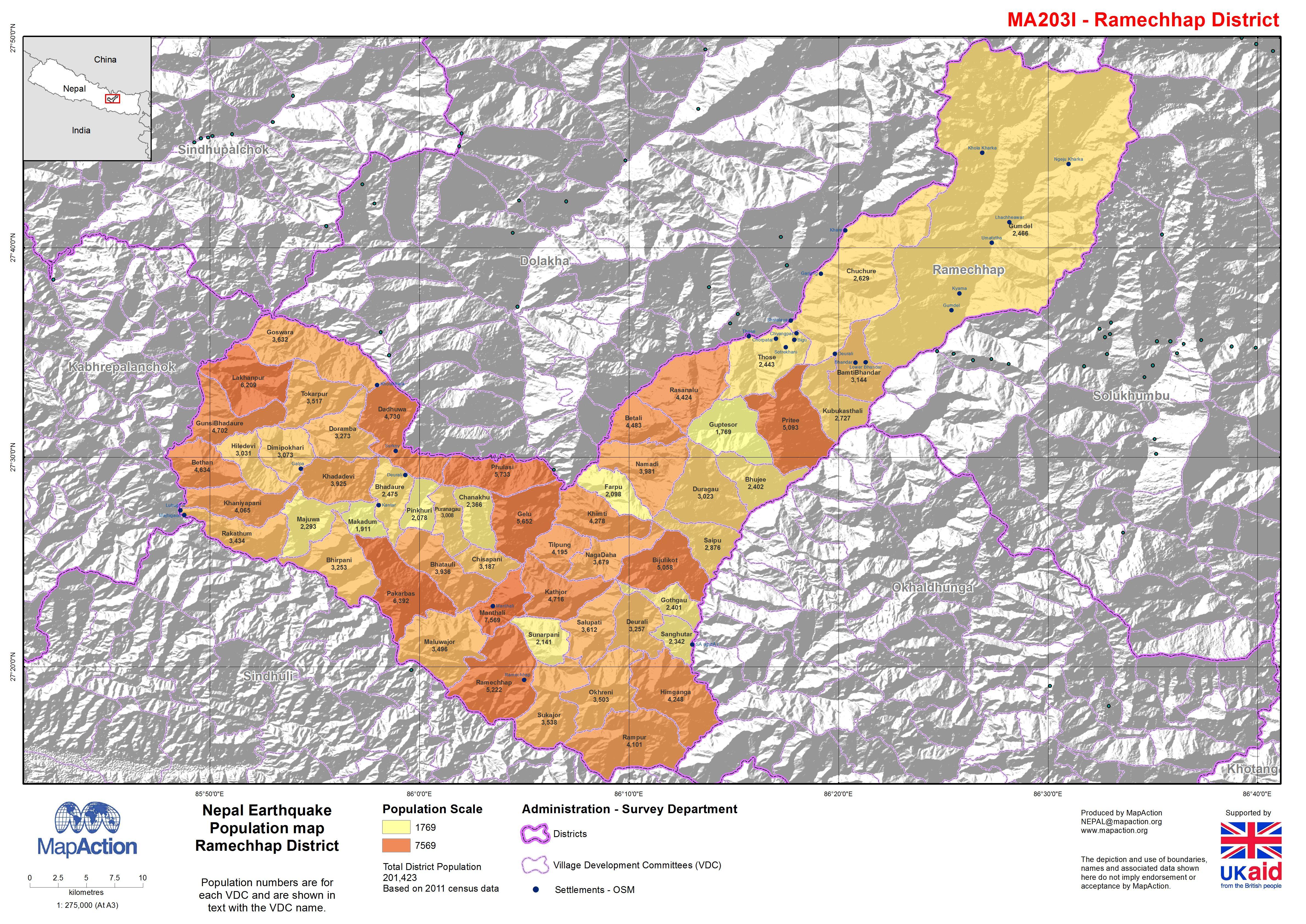 Informative Maps